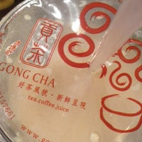 Photo taken at 貢茶(공차) / GONG CHA by 봉봉 on 10/1/2013