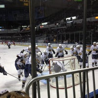 Photo taken at Carver Arena by Karen M. on 10/27/2012