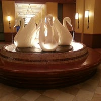 Photo taken at Walt Disney World Swan Hotel by Stephen A. on 6/2/2013