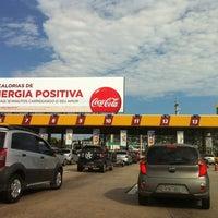 Photo taken at Pedágio EcoPonte by priscila a. on 1/24/2013