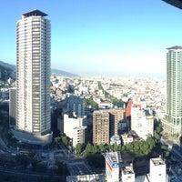 Photo taken at ANA Crowne Plaza Kobe by Tak S. on 7/9/2013