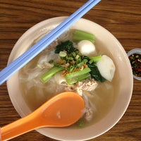 Photo taken at Sri Weld Food Court by Boey P. on 4/16/2013