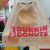 Photo taken at Dunkin' Donuts by 🍭👑 @ntpc 👑🍭 on 10/25/2017
