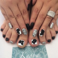 Photo taken at Kaoba Nails by Claudia G. on 11/5/2014