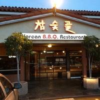 Photo taken at Cham Sut Gol Korean BBQ by Bonnie A. on 2/2/2013
