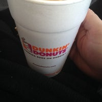 Photo taken at Dunkin' Donuts by Kevin G. on 3/10/2014