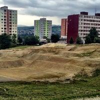 Photo taken at Lidické námestie by Andrej B. on 6/29/2013