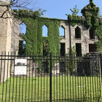 Photo taken at Smallpox Hospital by Carlos G. on 8/3/2017