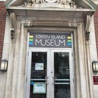 Foto tomada en Staten Island Museum por Carlos G. el 3/7/2015