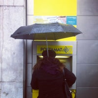 Photo taken at Poste Italiane by Kinder P. on 11/10/2012