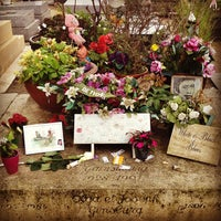 Photo taken at Montparnasse Cemetery by Christina on 5/28/2013