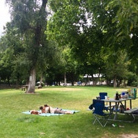 Photo taken at Nunns Park by Sergio F. on 8/3/2014
