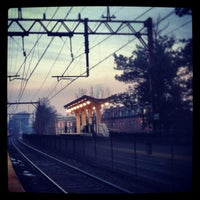 Photo taken at NJT - Madison Station (M&E) by Meaghan B. on 2/5/2013