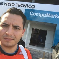 Photo taken at Compumarket Mcal Lopez by Eduardo R. on 7/11/2016