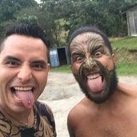 Photo taken at Mitai Maori Village by Eduardo R. on 2/11/2016
