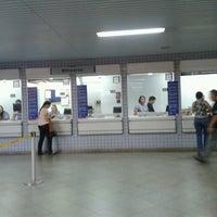 Photo taken at Metrô-DF - Estação Central by Melissa M. on 6/28/2013