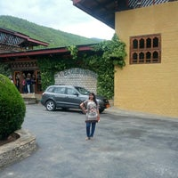 Photo taken at Hotel Olathang by Kumar B. on 6/1/2014