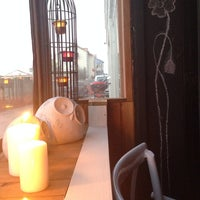 12/14/2013 tarihinde Kerem K.ziyaretçi tarafından Blackboard Cafe & Bar'de çekilen fotoğraf