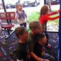 Photo taken at Pump It Up by Maureen H. on 12/31/2012