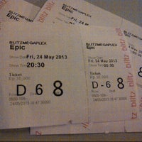 Photo taken at CGV Cinemas by Erba H. on 5/24/2013