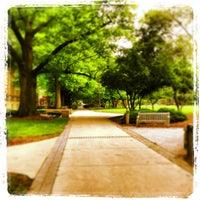 Photo taken at Butler University by Leana M. on 6/2/2013