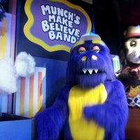 Photo taken at Chuck E. Cheese's by Curtis C. on 8/4/2012