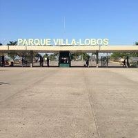 Photo taken at Parque Villa-Lobos by Cyro R. on 7/13/2013