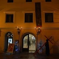 Photo taken at Škofja Loka Passion Play Office by Alenka on 12/19/2014