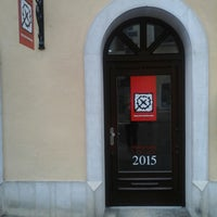 Photo taken at Škofja Loka Passion Play Office by Alenka on 11/6/2014
