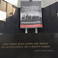 Photo taken at Civil Rights Memorial Center (SPLC) by Gary K. on 4/15/2017
