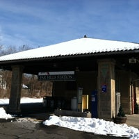 Photo taken at NJT - Far Hills Station (M&E) by Gary K. on 12/19/2013