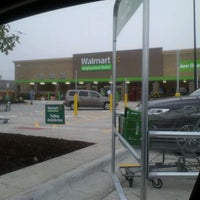 Photo taken at Walmart Neighborhood Market by Mindy W. on 10/2/2013