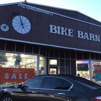 Photo taken at Bike Barn by Gary on 3/11/2016