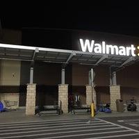 Photo taken at Walmart Supercenter by Gary on 1/1/2016