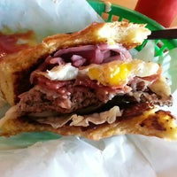 Photo taken at Paradise Valley Burger Co. by Ken F. on 1/2/2014