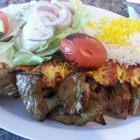 Photo taken at Zaytoon Kabob Bistro by Ken F. on 9/3/2014
