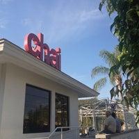 Photo taken at Chai by Daniel R. on 12/4/2012