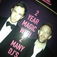 Photo taken at Magic Club by Saskia K. on 4/12/2013