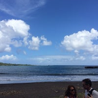 Photo taken at Hana Beach Park by Ken W. on 9/19/2015