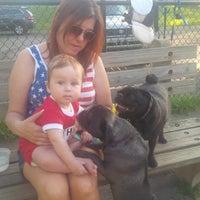 Photo taken at Ridgefield Bark Park by Debralee H. on 6/21/2014