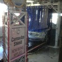Photo taken at Mister Car Wash by James Daniel B. on 11/17/2012