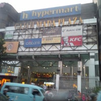 Photo taken at Gajah Mada Plaza by Kim M. on 11/7/2014