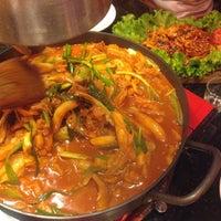 Photo taken at Lum Lum Korean Restaurant by 💜 Pen Parkka on 2/1/2017
