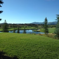 Photo taken at Glenwild Country Club by Dale D. on 9/21/2013