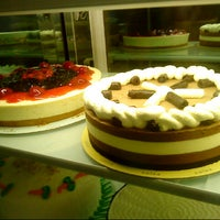 Photo taken at Calea Pastries and Coffee by Rachel on 11/23/2012