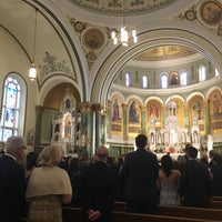 Photo taken at St. Mary of Perpetual Help Parish by Zach R. on 9/17/2016