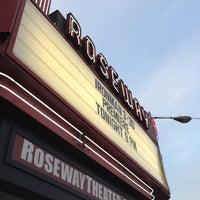 Снимок сделан в Roseway Theater пользователем Justin M. 5/3/2013