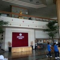 Photo taken at Thumrin Thana Hotel by Kritsanucha® W. on 11/26/2012
