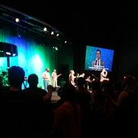 Photo taken at Gateway Church Frisco by Christy E. on 5/11/2014
