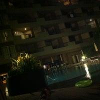 Photo taken at Long Beach Cha-am Hotel by Eiatty B. on 4/27/2013